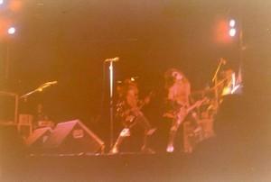 Kiss ~Gothenburg, Sweden...May 26, 1976 (Spirit of 76/Destroyer Tour)