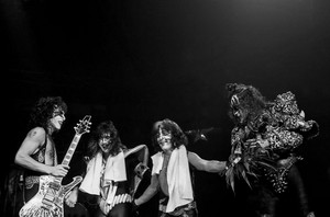 kiss (NYC) July 24-25, 1979 (Dynasty Tour)