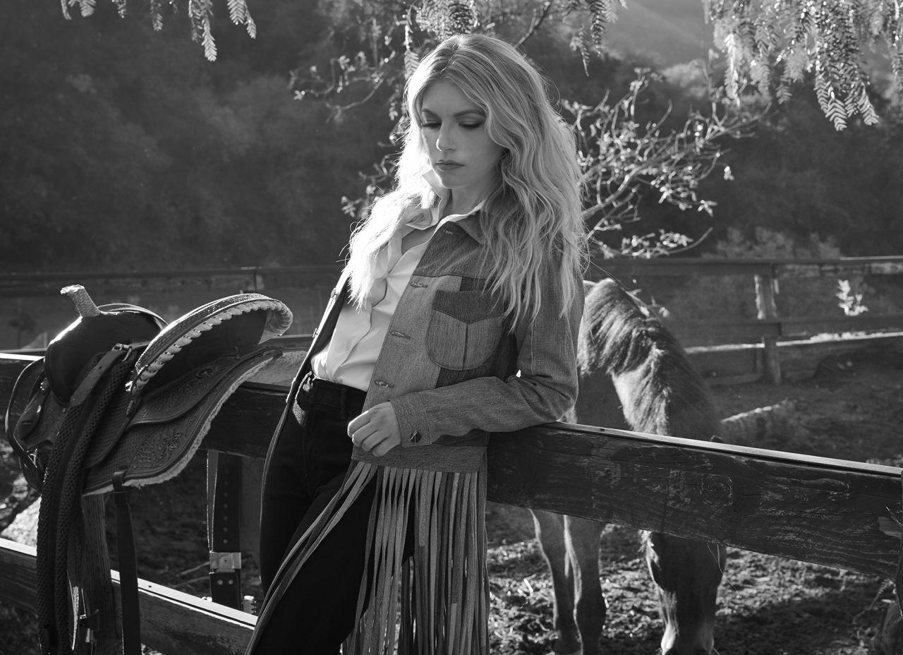 Katheryn Winnick ~ Max Magazine ~ Spring 2020