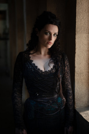 Katie McGrath as Morgana