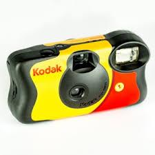 Kodak Diposable Flash Camera