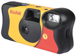 Kodak Diposable Flash Camera