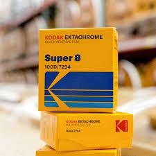 Kodak Super 8 Ektachrome