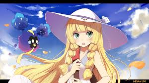 Lilie and Nebby