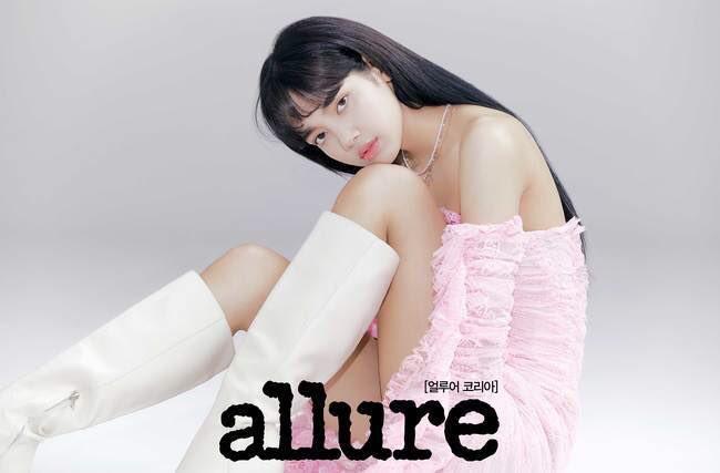 Lisa for Allure Magazine Pictorial