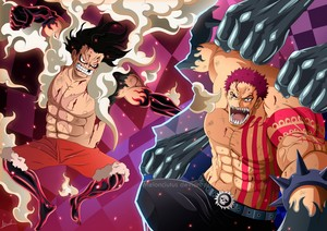 Luffy vs Katakuri