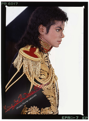 Michael Jackson par Annie Leibovitz Vanity Fair rare photo HQ