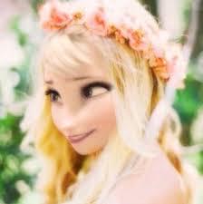 Modern hari Elsa #4