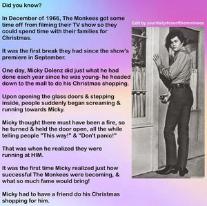 Monkees fact💖