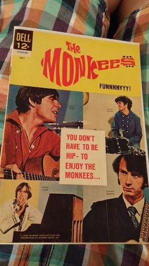 Monkees magazine✨