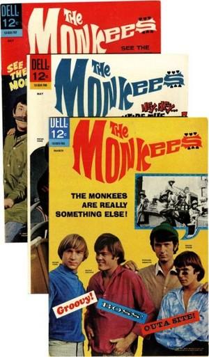Monkees magazines ✨