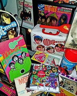 Monkees memorabilia ✨