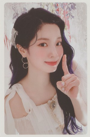 plus and plus - Photocard