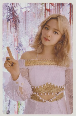 More and More - Photocard