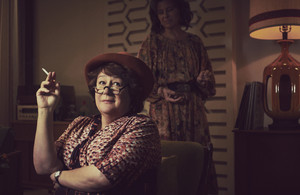 Mrs. America - Cast Portraits - Margo Martindale as Bella Abzug