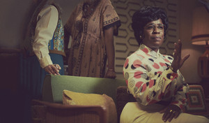 Mrs. America - Cast Portraits - Uzo Aduba as Shirley Chisholm