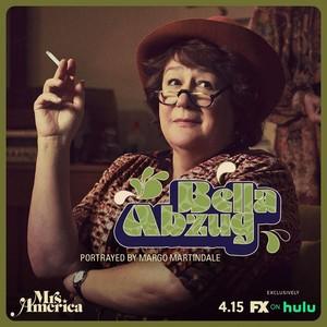 Mrs. America - Cast Promos - Margo Martindale as Bella Abzug