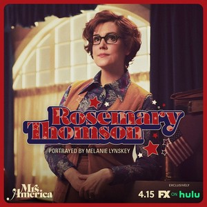 Mrs. America - Cast Promos - Melanie Lynskey as Rosemary Thomson