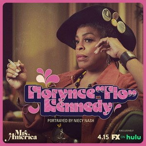 Mrs. America - Cast Promos - Niecy Nash as Florynce 'Flo' Kennedy