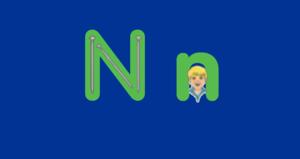 Noïsy Nïck LetterLand