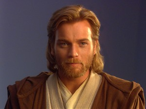 Obi-wan looks like Jesus!