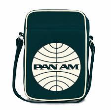 Pan Am केबिन Bag