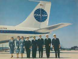 Pan Am Flight Crew