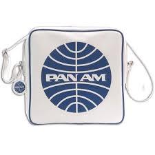 Pan Am Travel Bag