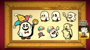 Paper Mario: Color Splash concept art