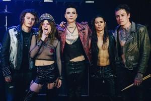 Paradise City cast