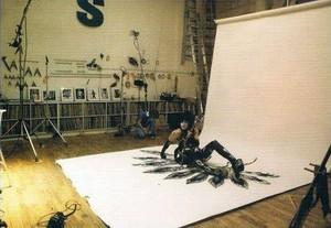 Paul ~Bravo foto shoot...May 22, 1980