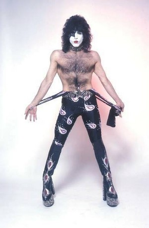 Paul ~Bravo picha shoot...May 22, 1980