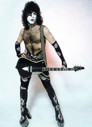 Paul ~Bravo 写真 shoot...May 22, 1980
