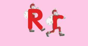 Red Robot LetterLand