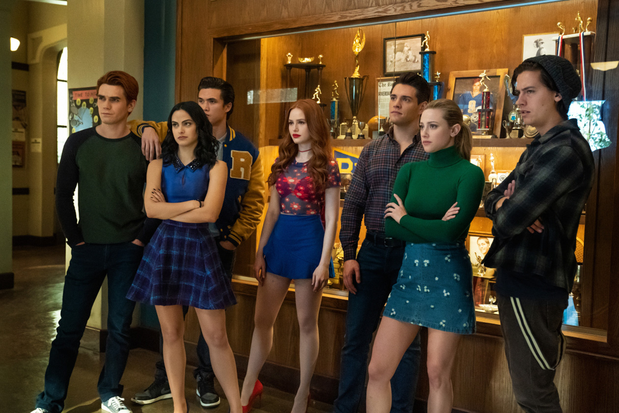 Riverdale - Episode 4.19 - Killing Mr. Honey (Season Finale) - Promotional Photos
