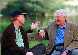 Rob Howard And Andy Griffith