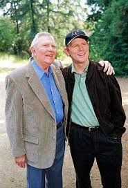 Ron Howard And Andy Griffith