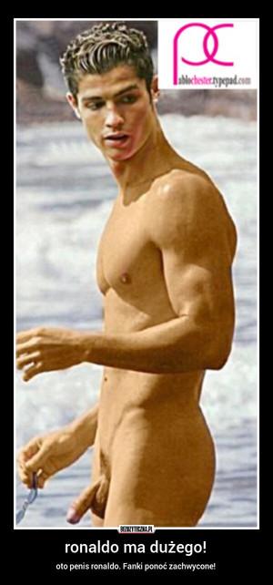 Ronaldo naked