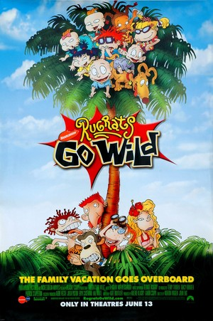 Rugrats Go Wild Movie Poster 1