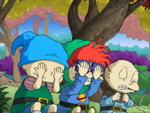 Rugrats Tales From the Crib: Snow White 978