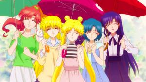 Sailor Moon Crystal OP - Girl Group
