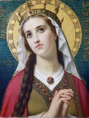 Saint Elizabeth, Princess of Hungary