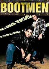 Sam Worthington & Adam Garcia in Bootmen (2000) | Movie Poster