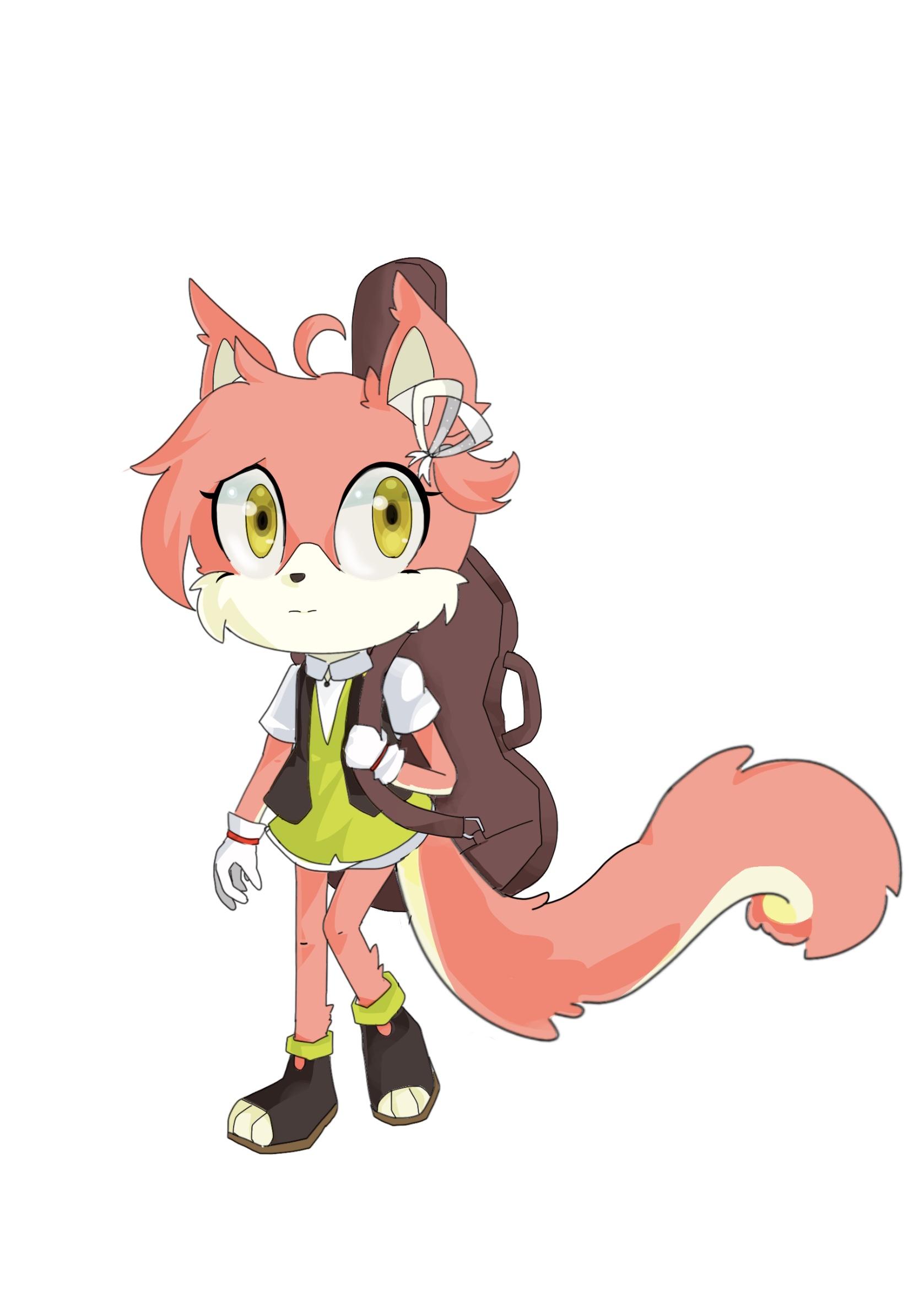 Shira the squirrel