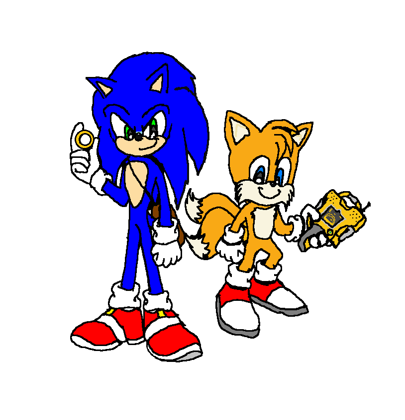 Sonic The Hedgehog 2 Movie Tails 2021 Sonic The Hedgehog Fan Art 43341308 Fanpop