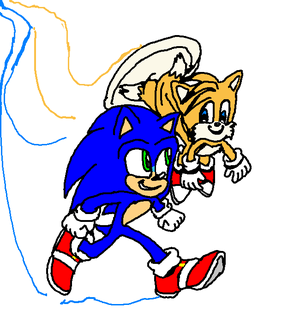 Sonic the Hedgehog 2 Movie Tails Best Friends