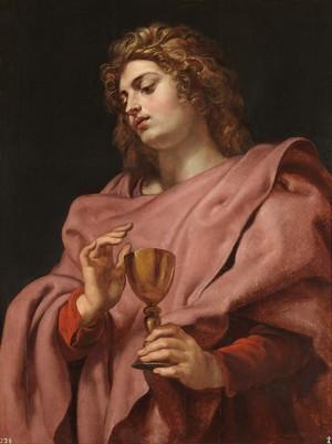 St John the Apostle by Peter Paul Rubens