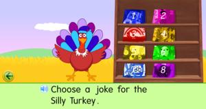 Starfall Sïlly Turkey