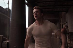Steve Rogers -Captain America: the First Avenger (2011)