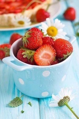 Strawberry asthetic🍓